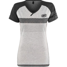 100% Airmatic Jersey Dames, black